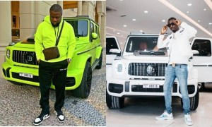 Hushpuppi's ally, Woodberry falls ill in prison after nine days
