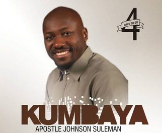 Apostle Suleman delves into music, releases two songs