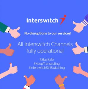Eid el-Kabir: Interswitch Assures Nigerians of Continuous and Seamless Service