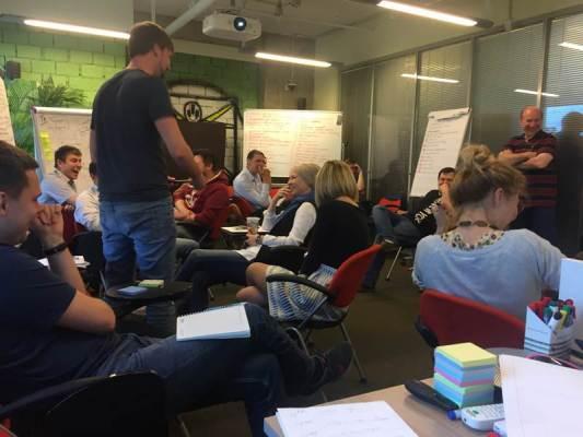 Интернет-компания SDVentures: семинар «Введение в ТРИЗ»