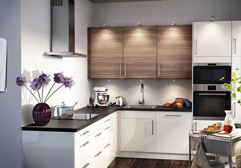кухня интерьер дизайн фото 1