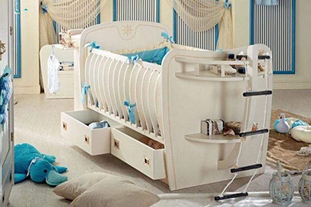 Yeni doğanlar için bebek karyolası nasıl seçilir - Malzemeler