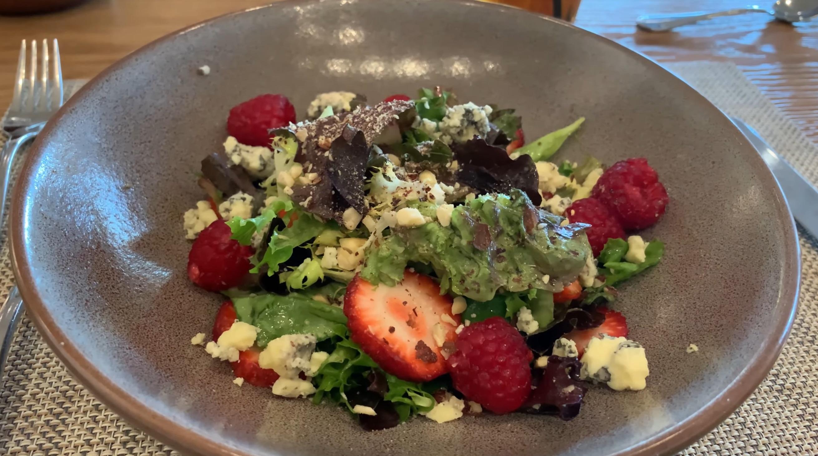 Gluten Free Berry Salad