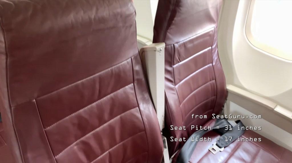 Q400 Seat