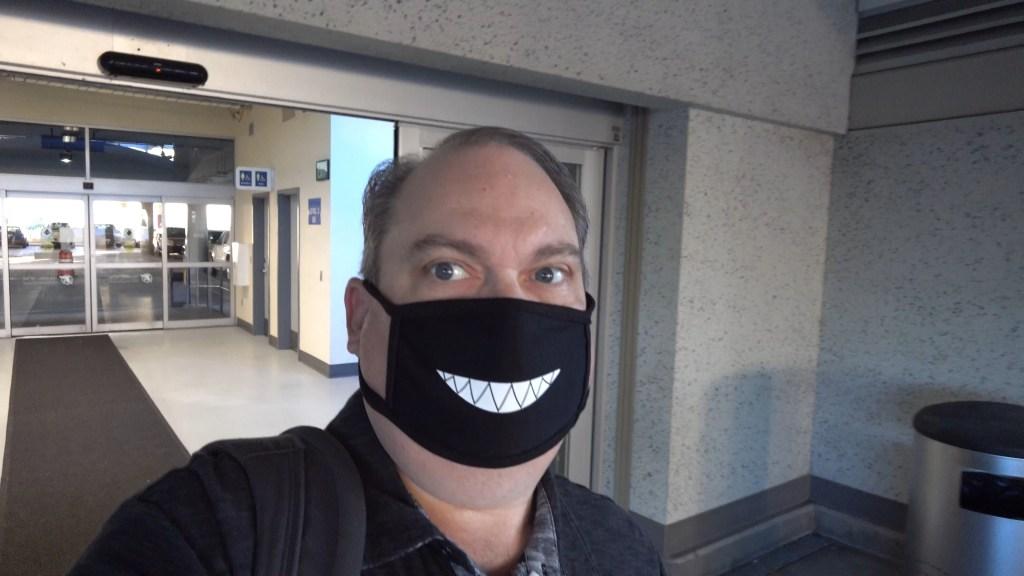 manditory mask wearing
