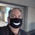 manditory mask wearing at the airport during covid
