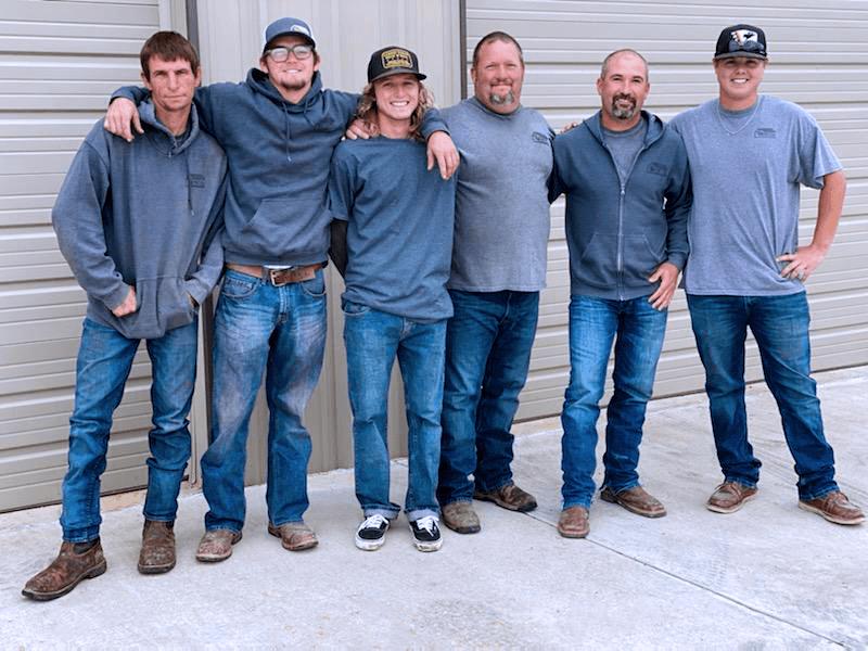 The TR Metal Building Team