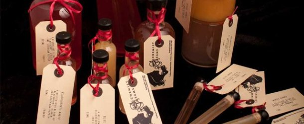 World's first customizable liqueurs, handmade to order