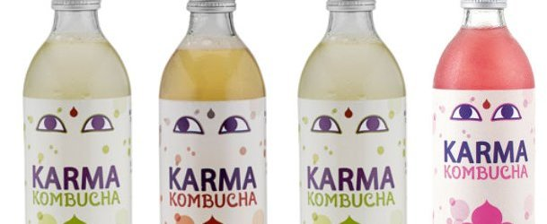 Product Spotlight: Karma Kombucha