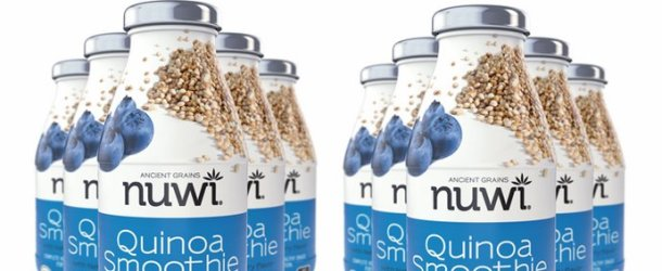 Product Spotlight:  NUWI Organic Quinoa Smoothie