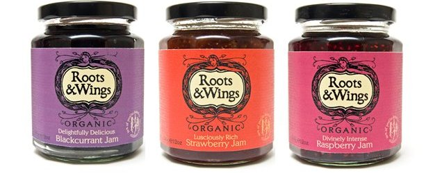 Product Spotlight: Roots & Wings Organic Jams