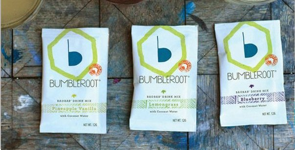 Crowdfunding Spotlight: Bumbleroot Baobab Drink Mixes