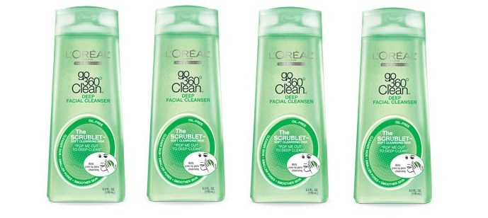 lorealcleanser