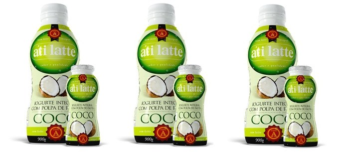 Dairy Spotlight: AtiLatte Coconut Flavored Drinkable Yogurt