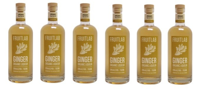 Product Spotlight: Fruitlab Organic Ginger liqueur