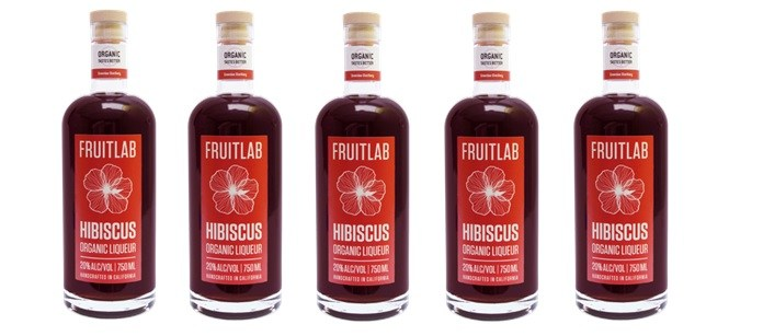 Product Review: Fruitlab Organic Hibiscus Liqueur