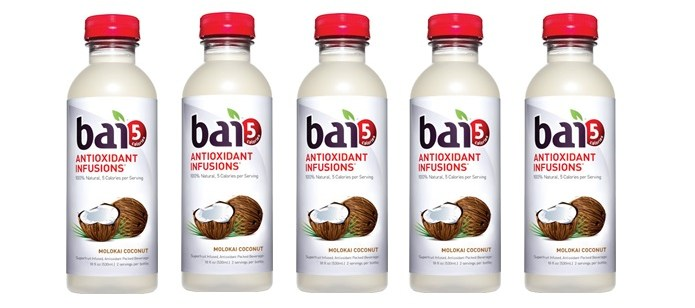 Product Spotlight: BAI Molokai Coconut Antioxidant Packed Beverage