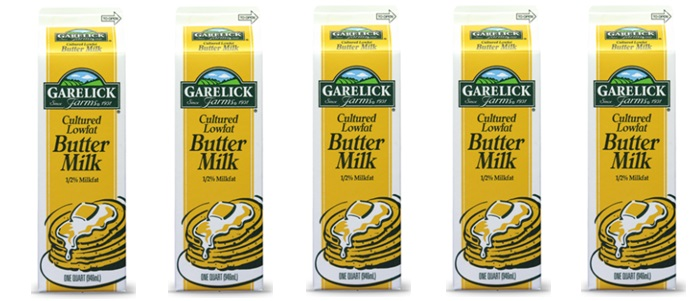 Dairy Spotlight: Garelick Farms Cultured Lowfat Buttermilk