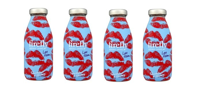 Drink Review: Firefly Love Potion