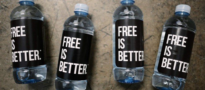 Company Spotlight: Free Is Better Water
