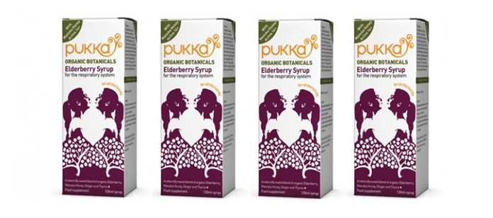 Supplement Review: Pukka Organic Elderberry Syrup