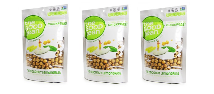 Snack Review: The Good Bean Thai Coconut Chickpeas