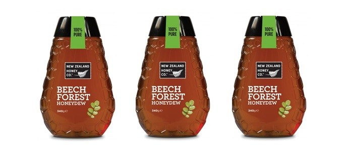 Food Spotlight: New Zealand Honey Co. Beech Forest Honeydew Honey Squeezy