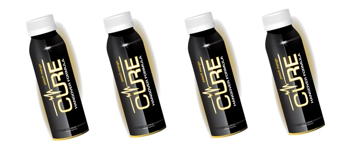 Drink Review: Cure Hangover Formula