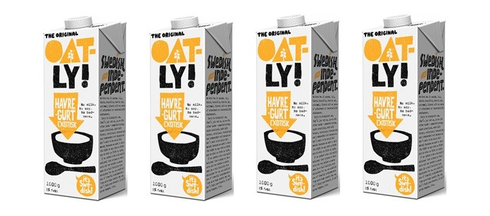 Drink Spotlight: Oatly Exotic Oatgurt