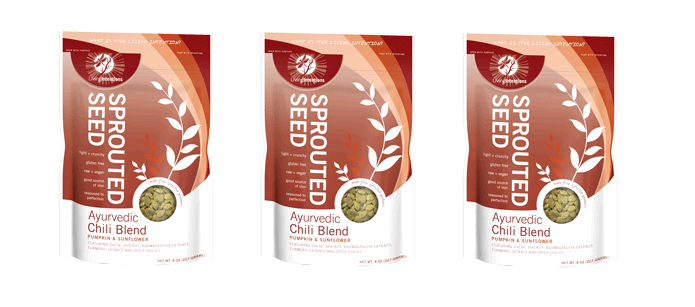 Snack Spotlight: Living Intentions Ayurvedic Chili Pumpkin & Sunflower Sprouted Seeds