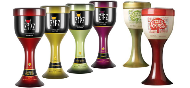 Alcohol Spotlight: Zipz Wine