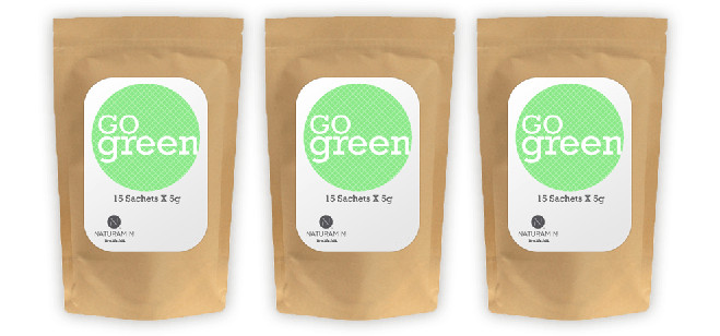Coffee Spotlight: Naturamin GoGreen Coffee