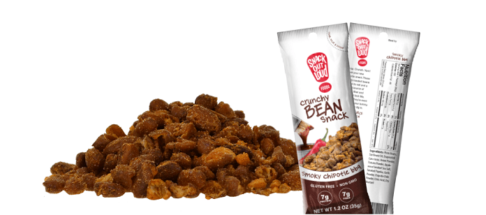 Snack Spotlight: Snack Out Loud Smoky Chipotle BBQ Crunchy Bean Snack
