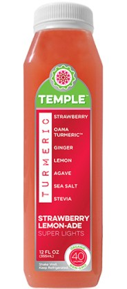 temple strawberry