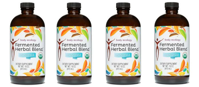 Drink Spotlight: Body Ecology Fermented Herbal Blend – Candida