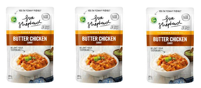 Food Spotlight: Sue Shepherd Butter Chicken Curry Simmer Sauce