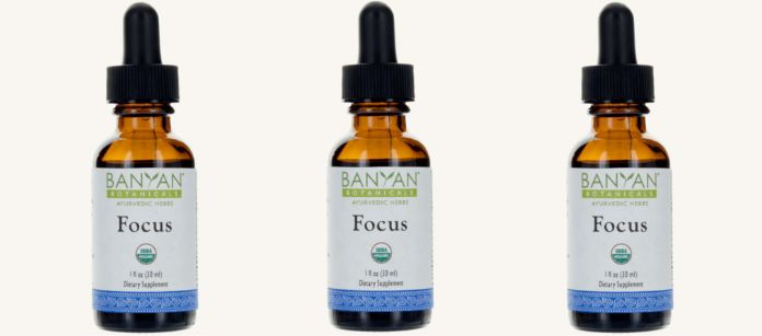Personal Care Spotlight: Banyan Botanicals Alcohol-Free Focus Liquid Extract