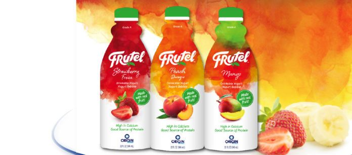 Yogurt Spotlight: Frutel Drinkable Yogurt