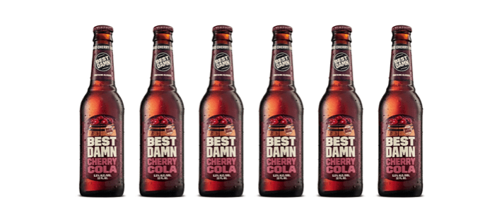 Product Launch: Anheuser-Busch Launching Best Damn Cherry Cola