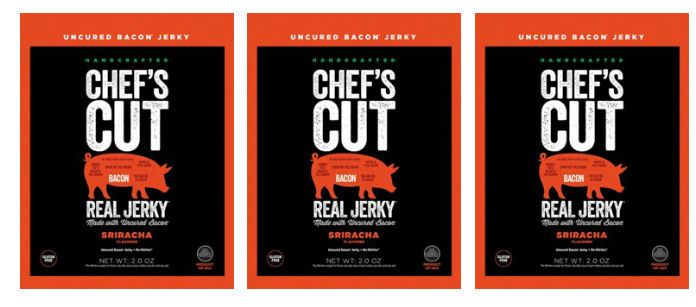 Snack Spotlight: Chef's Cut Real Bacon Jerky Sriracha Style