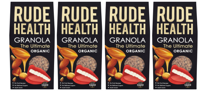 Food Spotlight: Rude Health The Ultimate Granola
