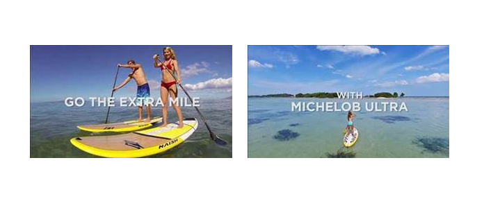 Industry News: Michelob ULTRA Is Delivering Consumers More than Just Beer This Summer with a Series of Memorable Outdoor Fitness Experiences for Beer Drinkers