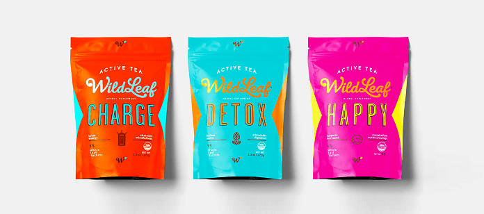 Packaging Spotlight: Wild Leaf