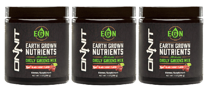 Supplement Spotlight: Onnit Earth Grown Nutrients