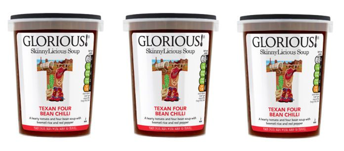 Food Spotlight: Glorious Texan Four Bean Chilli Soup