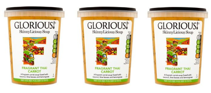 Soup Spotlight: Glorious Fragrant Thai Carrot Soup
