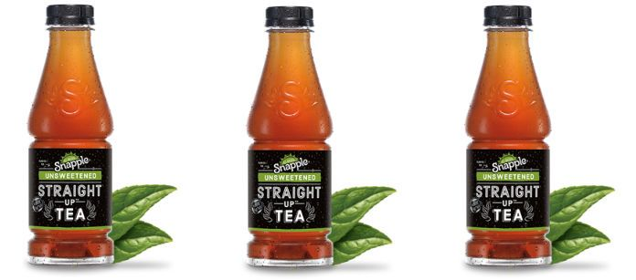 Drink Spotlight: Snapple Unsweetened Straight Up Tea