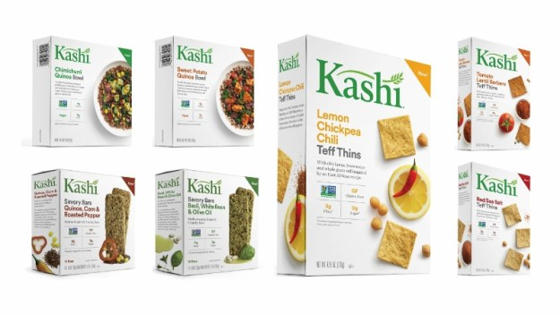 Kashi's new plant-centric foods are rooted in tradition and feature ancient grains and bold, savory flavors (PRNewsFoto/Kashi Company)
