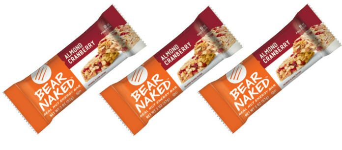 Snack Spotlight: Bear Naked™ Real Nut Energy Bars, Almond Cranberry