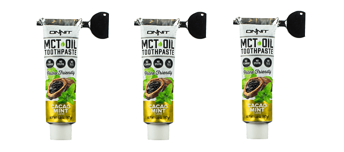 Oral Care Spotlight: Onnit MCT Oil Toothpaste